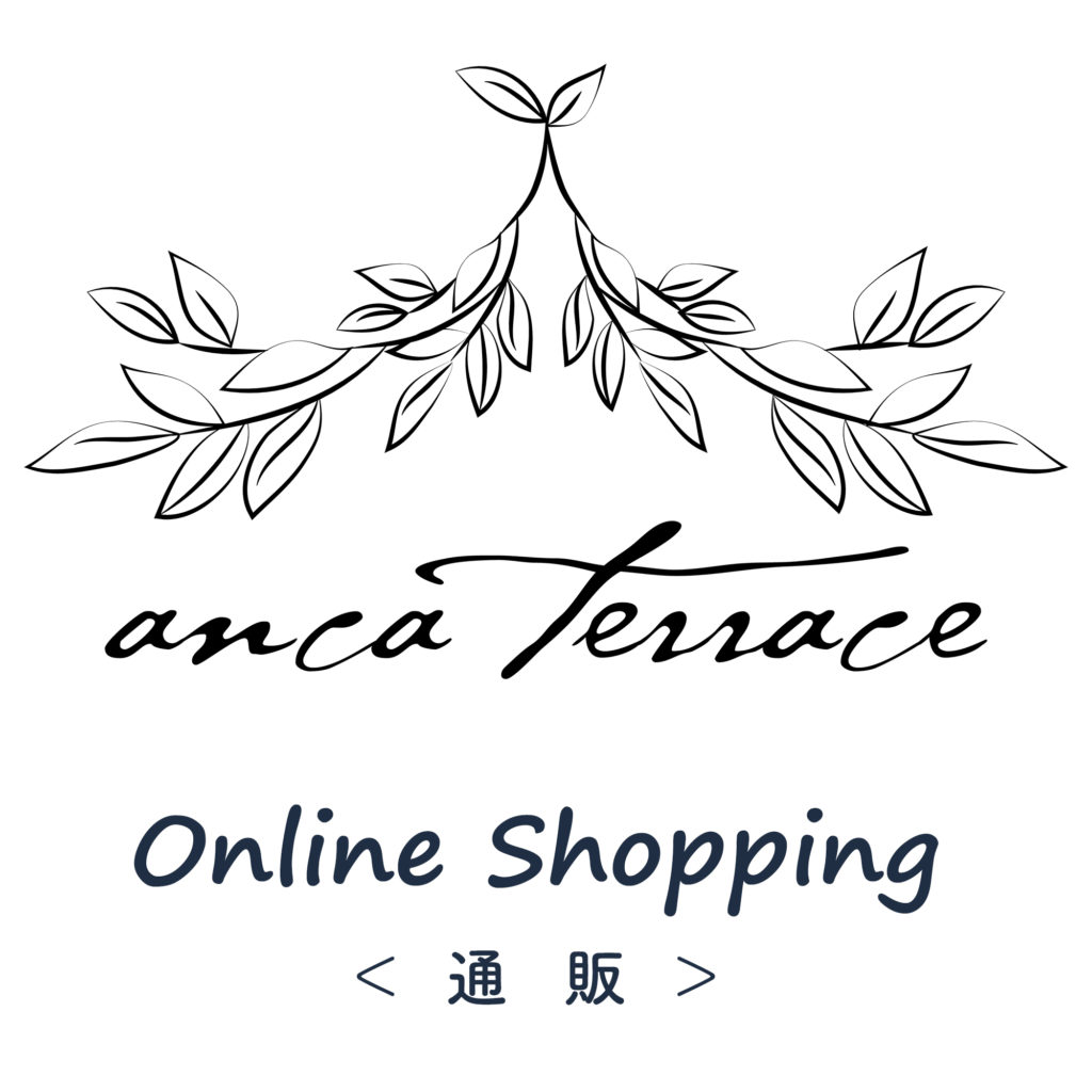 アンカテラス オンラインストア オンラインショッピング